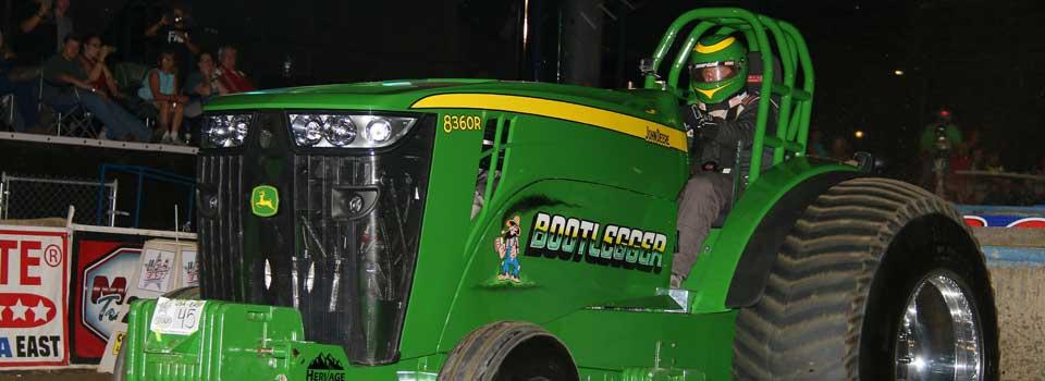 "Smoker Tractors: Jason Svonavec ""Bootlegger"""